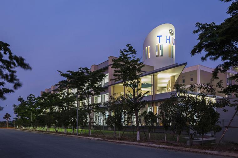 越南东京医科大学分院