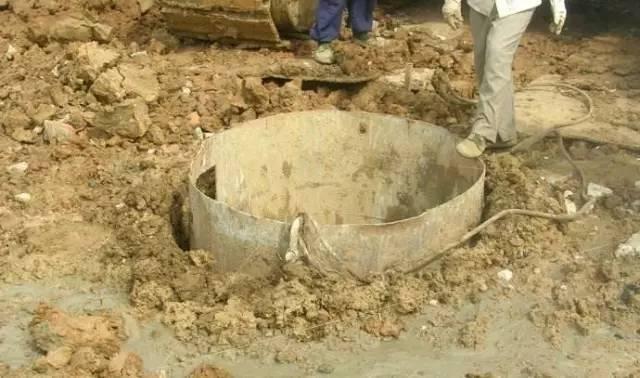 掌握旋挖钻机这四大施工工艺,工资翻翻!