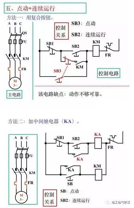 电气二次控制回路知识大全_15