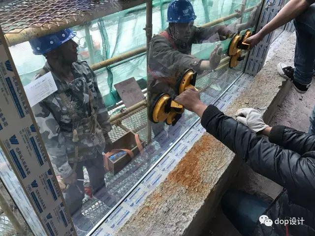 玻璃幕墙与装饰收口问题及施工流程_16