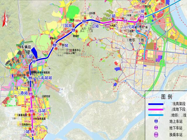 [知名大院]23km城际铁路工程初步设计图纸全套28册CAD(含11座车站,车辆段)