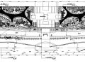 [河南]生态河道两岸景观治理全套设计施工图(附PDF施工图+CAD去教育版软件包)
