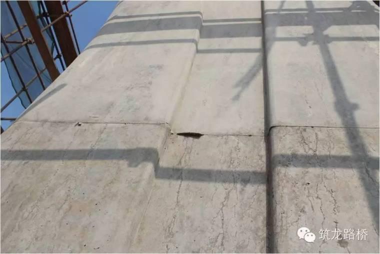 梁质量缺陷处理资料下载-桥梁混凝土常见质量缺陷图片对照处理,总会用得到!