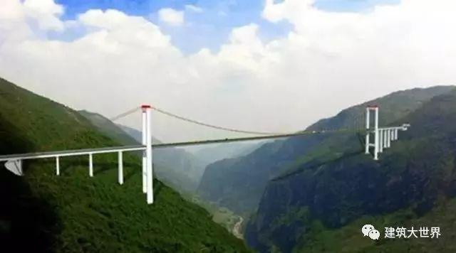 用火箭架桥!云南200层楼高的世界第一高桥!震惊世界!_5