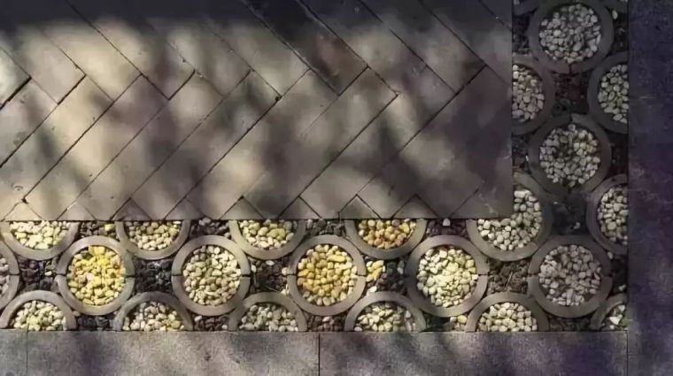 庭院铺装,一步一生莲_49