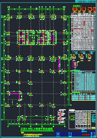 [湖南]地上24层框架核心筒结构商务楼结构施工图_6
