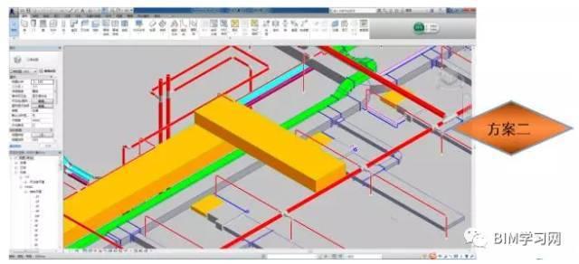 BIM技术应用于超高层机电安装工程||案例_22