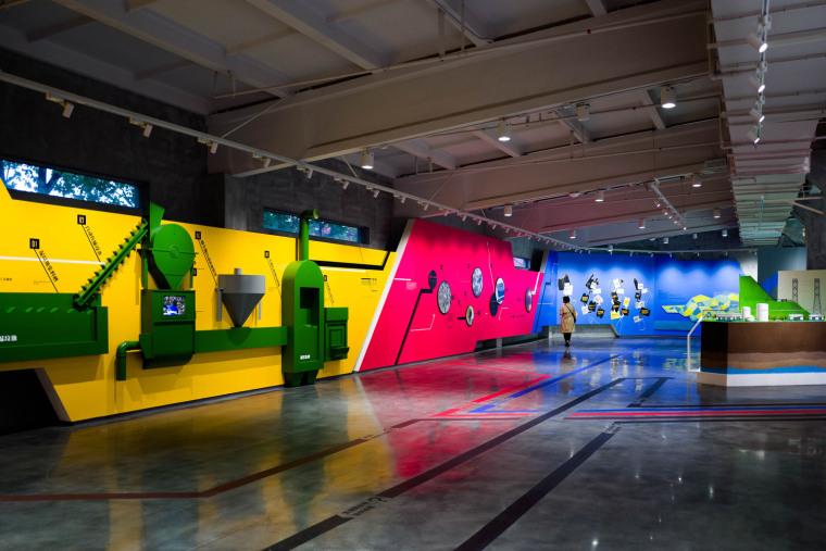 上海生活垃圾科普展示馆-9