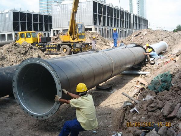市政管道工程施工总结(PPT共77页)