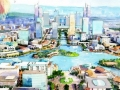 [江苏]商业区规划及单体设计方案文本(美国知名公司)