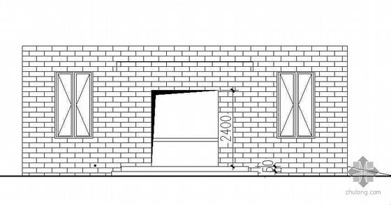 [丽水市]某厂区配套建筑施工图集