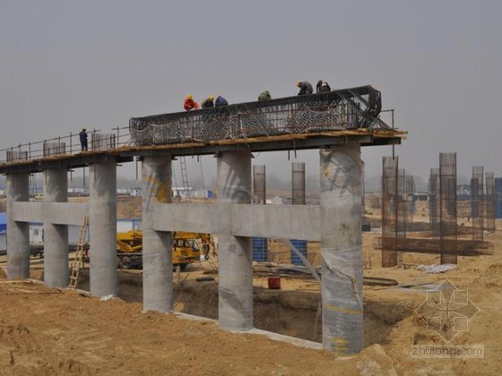 桥梁墩柱施工专项安全技术方案