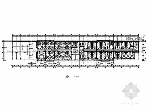 [内蒙古]某欧陆风格国际酒店客房及餐厅室内装修施工图(含效果)