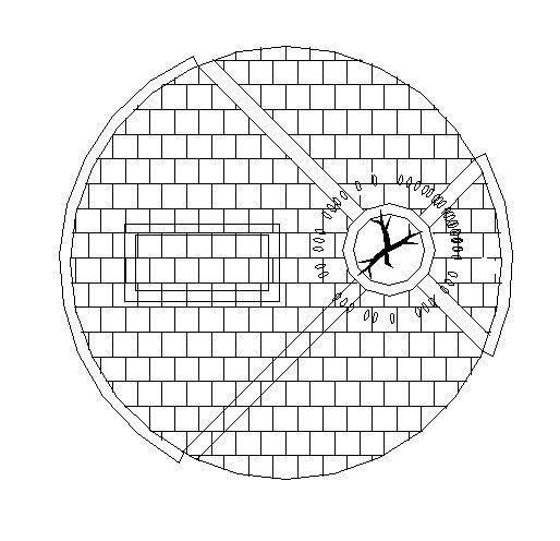 广场一、二详图-2