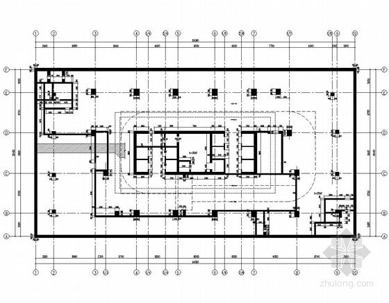[深圳]33层框架核心筒结构超限审查项目结构施工图(含建筑、satwe模型、计算书)