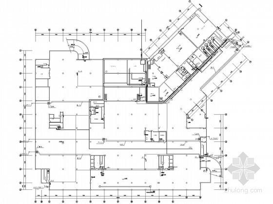 高层宾馆给排水及消防施工图(含地下室)