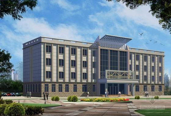 [北京]综合办公楼工程项目管理手册(含脚手架工程 安全管理)