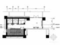 [深圳]简洁现代住宅小区入户大堂及电梯厅装修施工图