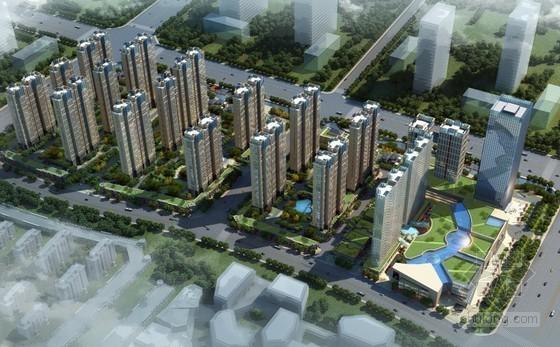[山东]超高层世贸中心临时设施专项施工方案(附图)