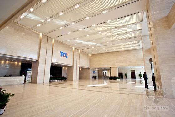 [天津]超高层综合大楼工程质量优秀做法照片(土建 机电)