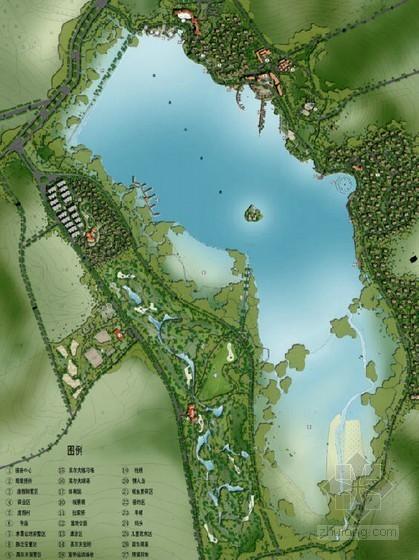 [佳木斯]风景区总体规划设计方案