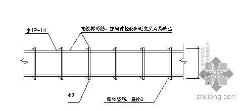 北京某大型篮球馆主体结构钢筋施工方案(直螺纹 鲁班奖)