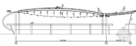 广东国际会展中心钢结构设计图纸