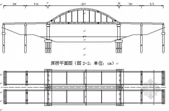 [江苏]省道大桥抢修工程施工方案(老桥拆除)