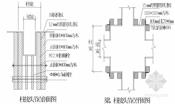 [江苏]框剪结构高层住宅楼大模板施工方案