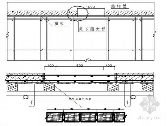 [四川]超高层写字楼模板工程施工方案(木胶合板)