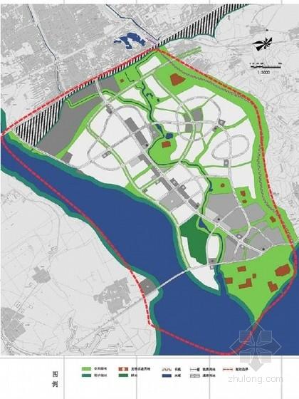 [秦皇岛]城市区域生态基础设施规划方案