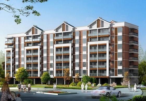 [湖南]大型住宅楼初步设计概算书(全套163页)