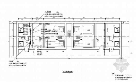 [广东]市政工程综合管廊电气工程施工图设计29张