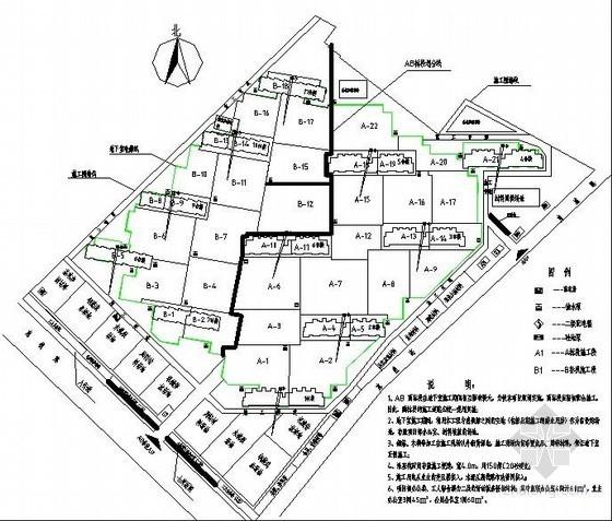 [江苏]经济适用房土建工程施工组织设计(框架剪力墙)