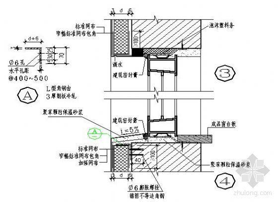 某高层建筑外墙外保温施工方案(挤塑聚苯乙烯泡沫塑料板)