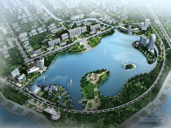 [辽宁]某开发区城市规划及建筑单体设计方案文本