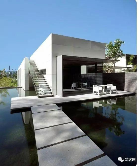 40款·简洁的现代别墅设计_18