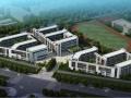 [安徽]36班小学部及30班中学新校区建筑设计方案文本(含两套方案)