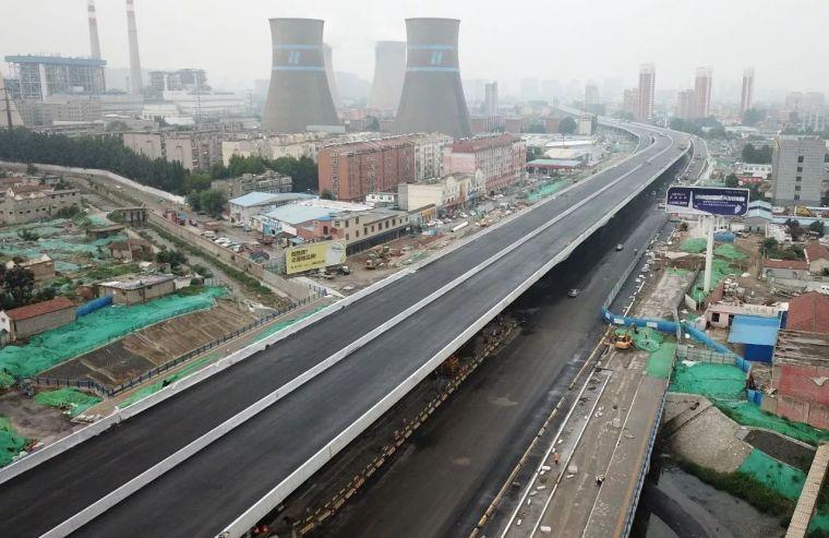 重大进展!济南这条每公里造价4.7亿的东西大道马上通车!_3