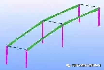 钢结构厂房施工方案_10