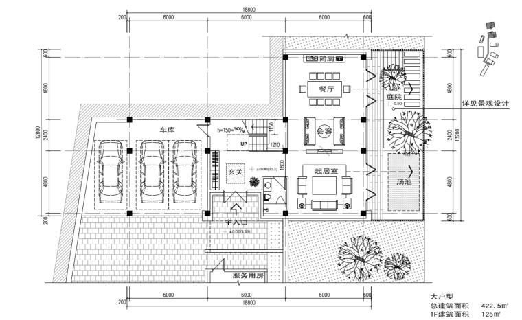 [浙江]宁海温泉酒店设计方案效果图