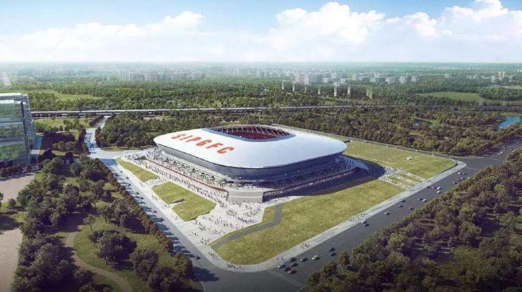 浦东足球场设计方案获批!计划2021年完工_3