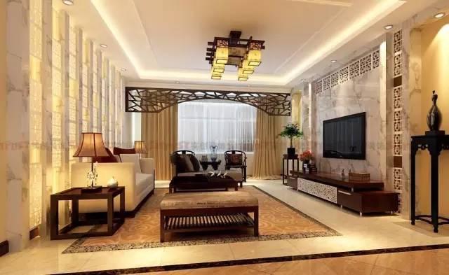36款绝美客厅装修效果图,设计师都跪了