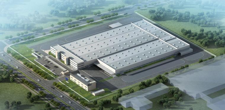 梅赛德斯-奔驰亚洲再制造项目施工组织设计