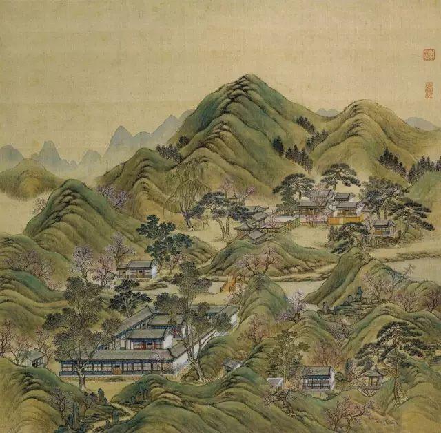 景观设计须知:5分钟让你读懂中国园林!!_36