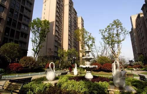 居住区与别墅庭院景观设计的差别_2