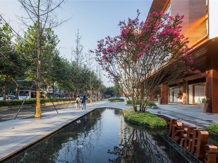 四川龙湖上城示范区景观