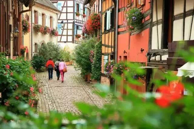 """四个最美的法国小镇,我愿在此""""终了余生""""..._44"""