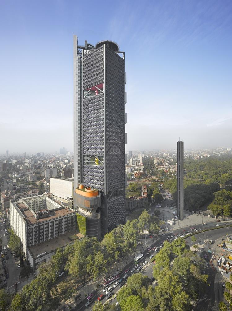 墨西哥BBVA银行大楼-1
