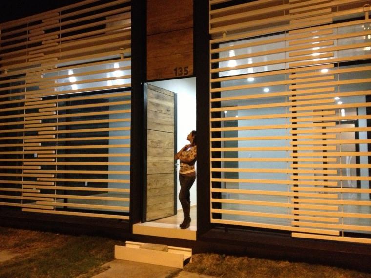 圣地亚哥社区绿色房子_7